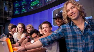 Season 9 Touring Top 10 Ring The Closing Bell at NASDAQ