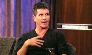 Simon Cowell, Paula Abdul Make the Media Rounds (Kimmel, Letterman, Today)
