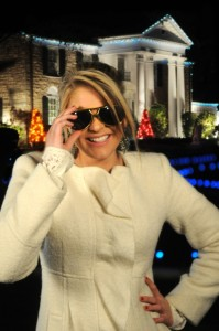 Lauren Alaina Flips the Switch at Graceland (Photos and Videos)