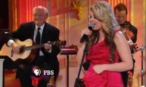 Lauren Alaina Sings At The White House For PBS Special (VIDEO)