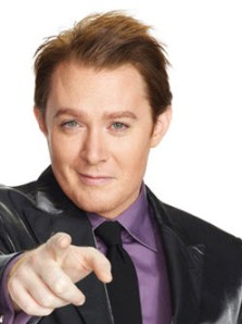 Clay Aiken Congressional Run: Sources Say He Wouldn't Be Taken Seriously