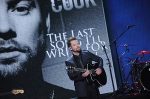 "David Cook – ""The Last Song I'll Write For You""  (VIDEO)  (He's No Longer With RCA!)"