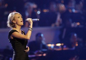 "Carrie Underwood To Play Maria Von Trapp In 2013 NBC Live Presentation Of ""The Sound Of Music"" Musical"