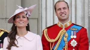 Kate and William Welcome A Baby Boy