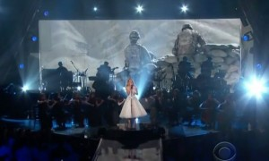 Carrie Underwood – Keep Us Safe – ACM Salute the Troops – VIDEO
