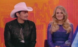Carrie Underwood Talks Pregnancy, New Album on The View (VIDEO)