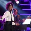 AMERICAN IDOL XIV: Tyanna Jones performs on Wednesday, April 15 (8:00 PM-10:00 PM ET/PT) on FOX. CR: Michael Becker / FOX. © FOX Broadcasting. This image is embargoed until 10:00PM PT.