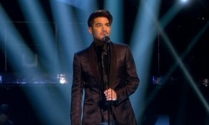 "Adam Lambert Sings ""Another Lonely Night"" on Strictly Come Dancing UK (VIDEO)"