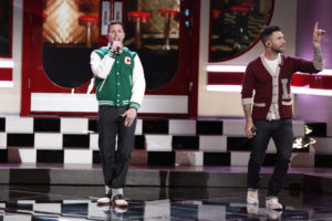 """The Voice: Adam Levine and Andy Samberg """"I'm So Humble"""" VIDEO"""