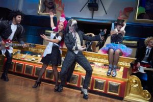 Rocky Horror Picture Show Airs on FOX October 20 (VIDEO)